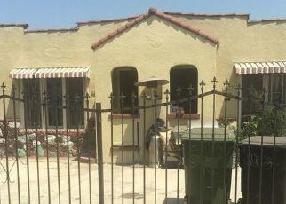 Casa en ejecución hipotecaria in Los Angeles, CA, 90037,  W 58TH ST ID: 6323719