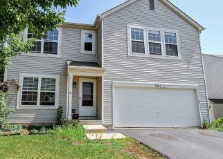 Foreclosed Home in SIOUX DR, Round Lake, IL - 60073