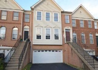 Foreclosure Home in Purcellville, VA, 20132,  MISTY POND TER ID: S6324614