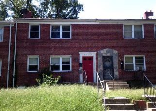Foreclosed Home en STOKES DR, Baltimore, MD - 21229