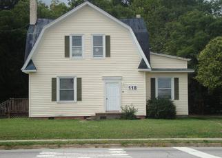 Foreclosed Home in S GRACE ST, Rocky Mount, NC - 27804