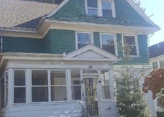 Foreclosed Home in COTTAGE PL, East Orange, NJ - 07017