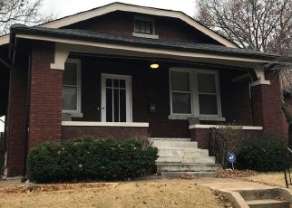 Foreclosure Home in Saint Louis, MO, 63118,  KLOCKE ST ID: S6327412