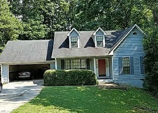 Foreclosed Home en WESTHEIMER RD, Stone Mountain, GA - 30087