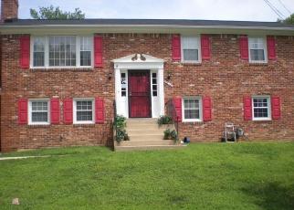 Foreclosure Home in Upper Marlboro, MD, 20772,  LOCRIS CT ID: S6327818
