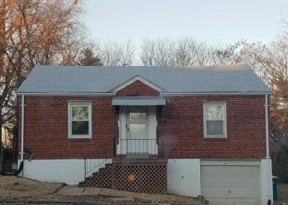 Foreclosure Home in Saint Louis, MO, 63136,  BRAMLAGE CT ID: S6327930