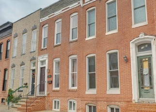 Foreclosed Home en MARSHALL ST, Baltimore, MD - 21230