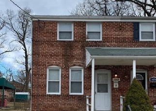 Casa en ejecución hipotecaria in Towson, MD, 21286,  MUSSULA RD ID: S6328697