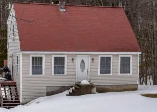 Foreclosed Home in HALEY RD, Hollis Center, ME - 04042