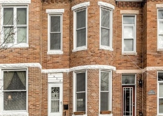 Foreclosed Home en JACKSON ST, Baltimore, MD - 21230