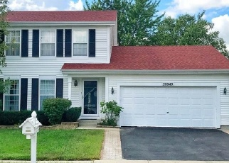 Foreclosed Home in W ARDMORE CIR, Plainfield, IL - 60544