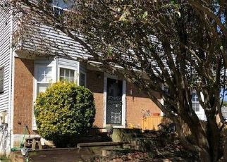 Foreclosed Home en CENTRAL HILLS CT, Hyattsville, MD - 20785
