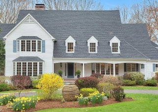 Foreclosed Home in KNOLLWOOD LN, New Canaan, CT - 06840