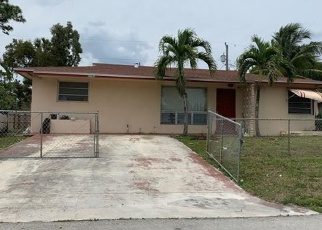 Foreclosed Home in SW 2ND CT, Fort Lauderdale, FL - 33312