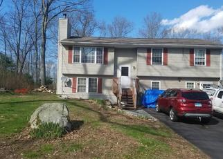 Foreclosed Home in IRELAND DR, Coventry, CT - 06238