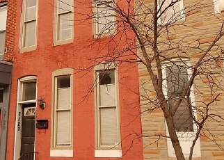 Foreclosed Home in E FAYETTE ST, Baltimore, MD - 21231