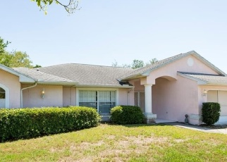 Foreclosed Home en CACTUS CIR, Spring Hill, FL - 34606