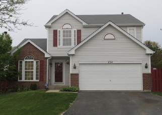Foreclosed Home in SPRING VALLEY WAY, Round Lake, IL - 60073