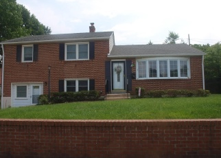 Foreclosed Home en ARLEWOOD RD, Catonsville, MD - 21228