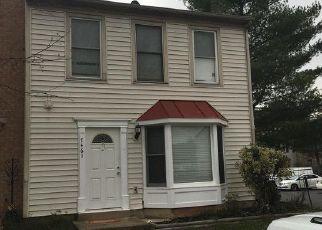 Casa en ejecución hipotecaria in Manassas, VA, 20109,  EMERALD DR ID: S6330688