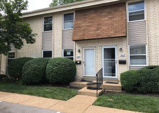 Casa en ejecución hipotecaria in Ballwin, MO, 63011,  LILYBUD CT ID: S6330923