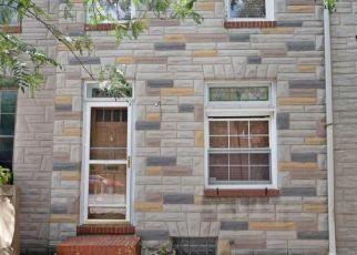 Casa en ejecución hipotecaria in Baltimore, MD, 21231,  S WASHINGTON ST ID: S6331266
