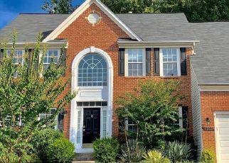 Casa en ejecución hipotecaria in Accokeek, MD, 20607,  GINGER JAR CT ID: S6331829