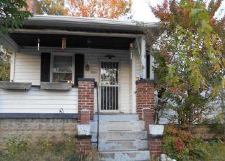 Casa en ejecución hipotecaria in Baltimore, MD, 21214,  BATAVIA AVE ID: S6332691