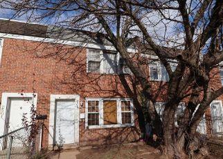Casa en ejecución hipotecaria in Baltimore, MD, 21230,  MARBOURNE AVE ID: S6333484