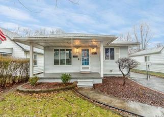 Casa en ejecución hipotecaria in Dearborn Heights, MI, 48125,  WEDDELL ST ID: S6333752