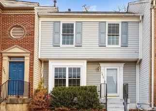 Casa en ejecución hipotecaria in Severn, MD, 21144,  HEATHER MIST DR ID: S6333826