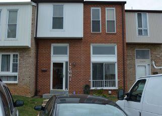 Casa en ejecución hipotecaria in Derwood, MD, 20855,  HORIZON PL ID: S6334168