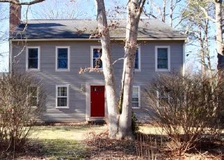 Foreclosure Home in East Sandwich, MA, 02537,  THUMPERTOWN LN ID: S6334318