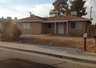 Casa en ejecución hipotecaria in Ridgecrest, CA, 93555,  W BOSTON AVE ID: S6334613