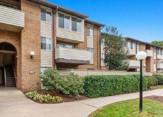 Casa en ejecución hipotecaria in Montgomery Village, MD, 20886,  BRASSIE PL ID: S6335040