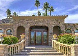 Casa en ejecución hipotecaria in Paradise Valley, AZ, 85253,  E CRYSTAL LN ID: S6335223