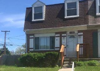 Casa en ejecución hipotecaria in Halethorpe, MD, 21227,  RYERSON CIR ID: S6335522