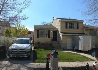Foreclosure Home in West Jordan, UT, 84088,  S CEDAR ST ID: S6335524