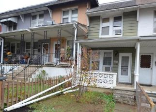 Foreclosure Home in Bethlehem, PA, 18017,  CLEARFIELD ST ID: S6335529