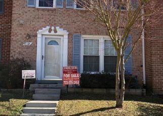 Casa en ejecución hipotecaria in Burke, VA, 22015,  BUFFIE CT ID: S6335632