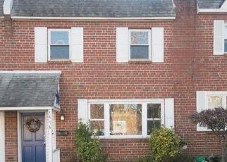 Casa en ejecución hipotecaria in Brookhaven, PA, 19015,  POWELL RD ID: S6335859