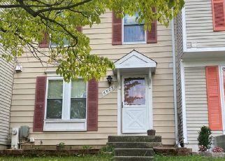 Casa en ejecución hipotecaria in Bowie, MD, 20716,  N PLATTE DR ID: S6336030