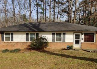 Foreclosure Home in Winston Salem, NC, 27101,  AMANDA PL ID: S6336185