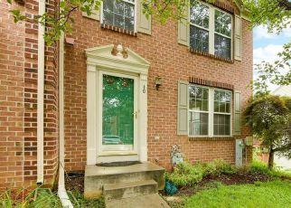 Casa en ejecución hipotecaria in Owings Mills, MD, 21117,  BLUESTEM CT ID: S6336426