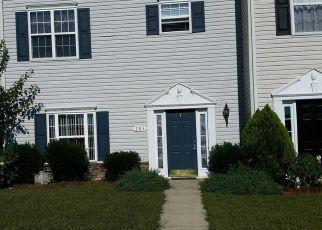 Casa en ejecución hipotecaria in Denton, MD, 21629,  BRIARWOOD CIR ID: S6336685