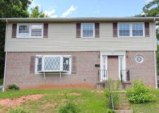 Casa en ejecución hipotecaria in Lanham, MD, 20706,  UNDERWOOD ST ID: S6336789