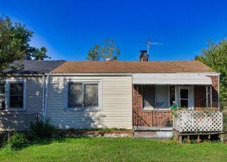Casa en ejecución hipotecaria in Dundalk, MD, 21222,  MARSHALL RD ID: S6336790