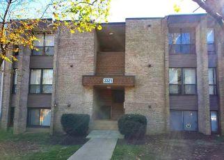 Casa en ejecución hipotecaria in Temple Hills, MD, 20748,  HUNTLEY SQUARE DR ID: S6337079