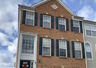 Casa en ejecución hipotecaria in Gaithersburg, MD, 20877,  INKBERRY CIR ID: S6338358
