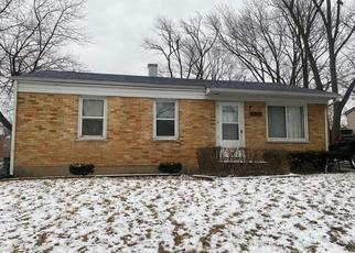 Casa en ejecución hipotecaria in Chicago Heights, IL, 60411,  CLYDE AVE ID: S6339739